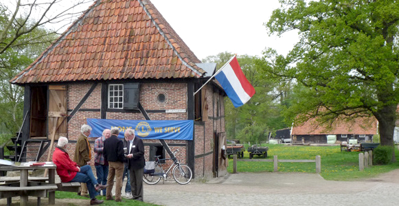 watermolen in oele