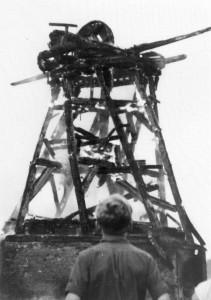 Eschmolen-brand-1959-bw