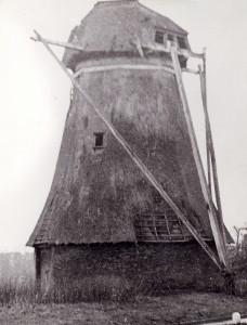 Oude zwart-wit foto ca.1955bw